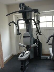 Semi Pro Body Solid double station Isometric home gym