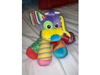Lamaze sensory toys for baby and toddlers for pram