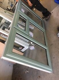 chartwell green upvc window 1790x1120 including cill
