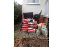 Cement for sale (free sharpsand and hardcore)