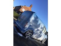 Ford transit connect RS replica ST show van remapped high spec modified 1.8tdci mint running van