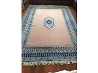 Moroccan rug large