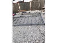 Transit custom SWB roof Rack