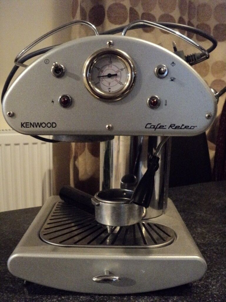 Kenwood cafe retro coffee machine | in Bath, Somerset | Gumtree