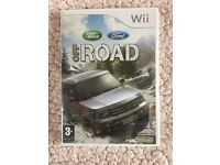 Nintendo wii off road game