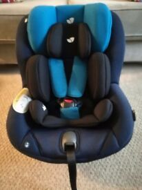 Joie anchor car seat and isofix base