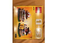 Lego Birthday Cake Decoration. Great Xmas Gift. Brand New