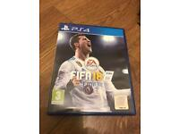 FIFA 18 for Sony PS4