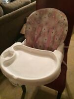 Safety First Booster Seat with tray