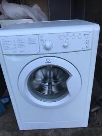 Indesit. 6kg. 1200. Spin. Washing. Machine.