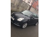 Suzuki Swift.. 75k:Manual QUICK SALE