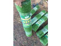 Artificial grass 6 rolls