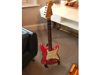 Fender Custom Shop 1963 Stratocaster Fiesta Red