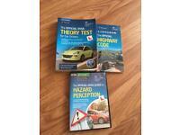 Theory, hazard perception, Highway Code