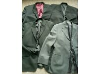 Suit jacket bundle, size L
