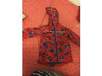 Boys 2-3 years monster coat
