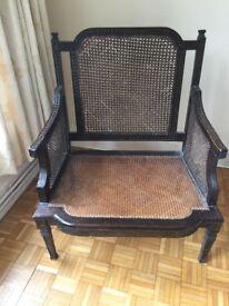 Antique Bergere Chair