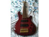 YAMAHA TRB-6 II 6-string bass Guitar ( offer Accepted)