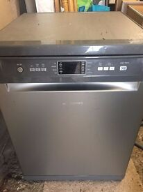Dishwasher Hotpoint FDYF 11011G Graphite