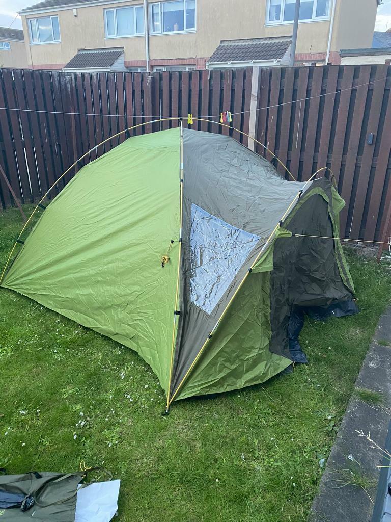 4 man Adventuridge dome tent | in Hartlepool, County Durham | Gumtree
