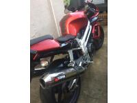 Aprilia sl1000 offers or swap bike