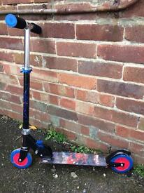 Boys Spider-Man scooter