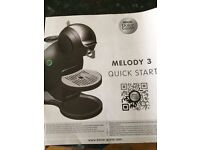 Dolce Gusto Melody 3 Quick Start Coffee Maker