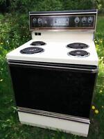 FREE Admiral older electric stove