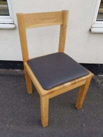 Secondhand Cafe/Bistro Chairs and Tables
