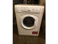 7KG Hotpoint Aquarius WDL520 Washer & Dryer Fully Working with 4 Month Warranty