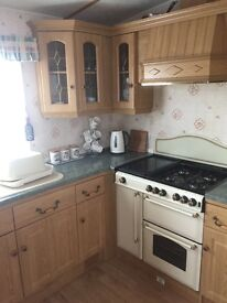 ⭐️ Gold Star Luxury Static Caravan For Hire In North Wales ⭐️