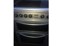 BEKO HALOGEN HOT HUBS COOKER DOUBLE ELECTRIC OVEN...FREE DELIVERY