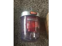 Vax power 5 Hoover cylinder and filter only
