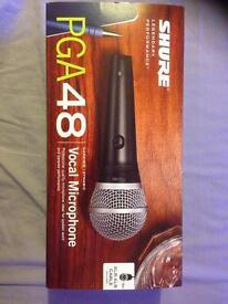 PGA48 vocal microphone