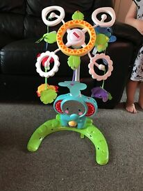 Fisher price 2 in 1 rainforest mobile