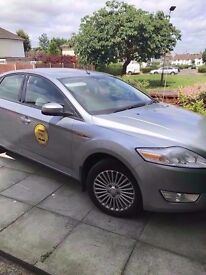 Ford Mondeo 2.0 Petrol LPG Converted Taxi Plated Leicester City council Very cheap to run