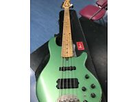 Custom Lakland Bass guitar original 55-94 deluxe, USA,original