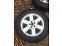 Freelander 2 alloys
