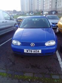 Volkswagon golf OPEN TO OFFERS