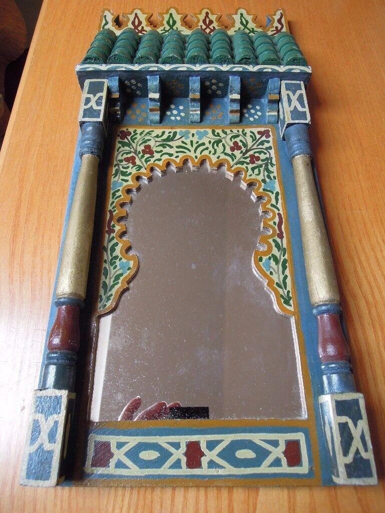 Very Colourful Moroccan Mirror