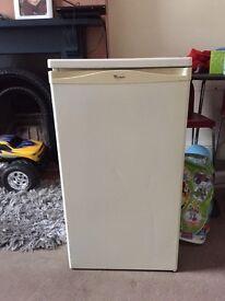 Whirlpool fridge and freezer