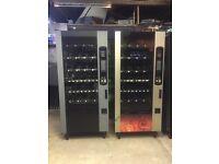 Free vending machine service