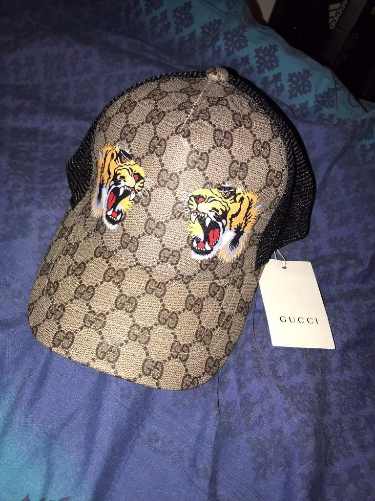 Gucci Tiger Hat  efd1375ebc3