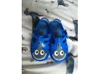 Size 6 Jelly Shoes. Infants.