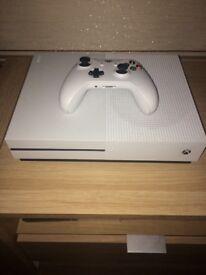 Xbox 1s White