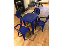 Kids Children's table and chairs