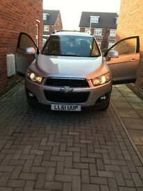 Chevrolet Captiva 7 Seater SUV- EXCELLENT CONDITION