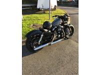 Harley 48 , 1200XL sportster