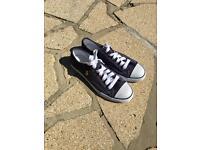 Ralph Lauren designer canvas shoes size 8.5