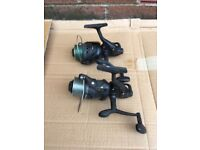 Okuma dyna drag fishing reels